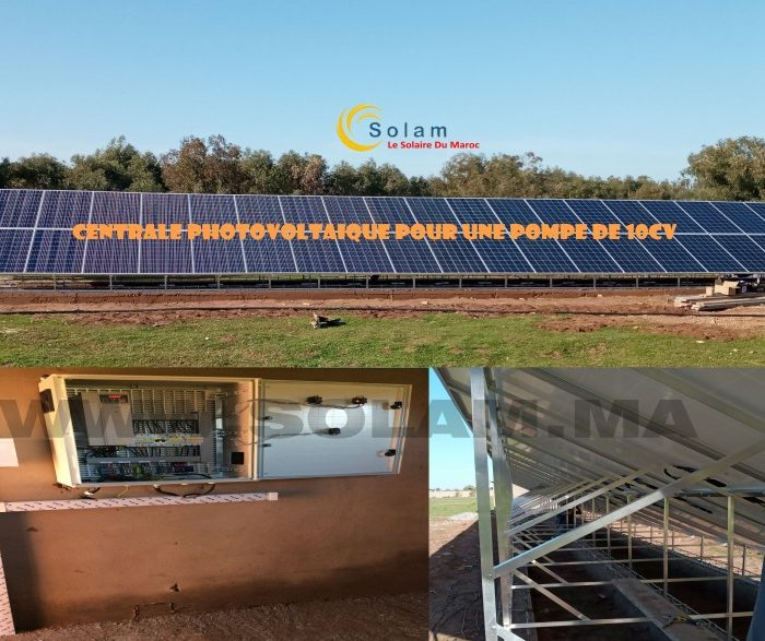 Pompage  Solaire  7.5kw